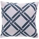 Surya Rain-4 Pillow - Item Number: RG025-1818
