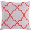 Surya Rain-4 Pillow - Item Number: RG030-1818
