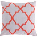 Surya Rain-4 Pillow - Item Number: RG030-2020