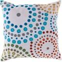 Surya Rain-4 Pillow - Item Number: RG034-1818