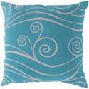 Surya Rain-4 Pillow - Item Number: RG040-1818