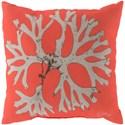 Surya Rain-4 Pillow - Item Number: RG051-1818