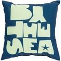 Surya Rain-4 Pillow - Item Number: RG070-1818