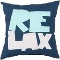Surya Rain-4 Pillow - Item Number: RG095-2626