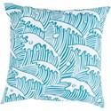 Surya Rain-4 Pillow - Item Number: RG098-2626