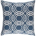 Surya Ridgewood Pillow - Item Number: RDW004-2222D