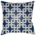 Surya Rope II Pillow - Item Number: LAKE007-2020