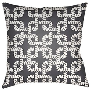 Surya Rope II Pillow