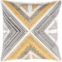 Surya Rufiji Pillow - Item Number: RUF002-2020P