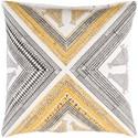 Surya Rufiji Pillow - Item Number: RUF002-2222D