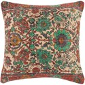Surya Shadi Pillow - Item Number: SD005-1818D