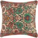 Surya Shadi Pillow - Item Number: SD005-1818P
