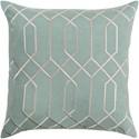 Surya Skyline Pillow - Item Number: BA038-1818