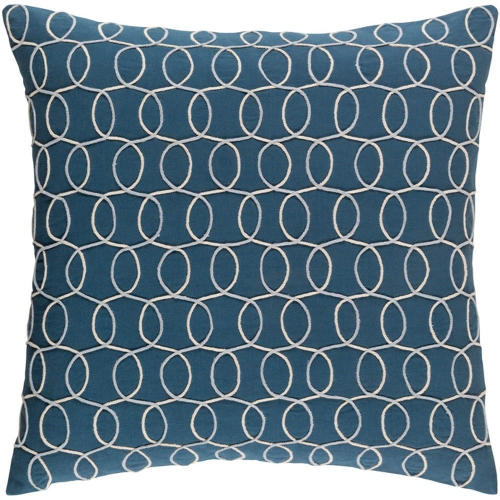 Surya Solid Bold II Pillow - Item Number: SDB004-1818P