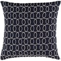 Surya Solid Bold II Pillow - Item Number: SDB005-2222D