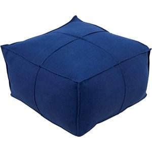 24 x 24 x 13 Cube Pouf
