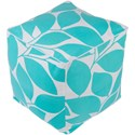 Surya Somerset Cube Pouf - Item Number: SMPF002-161618