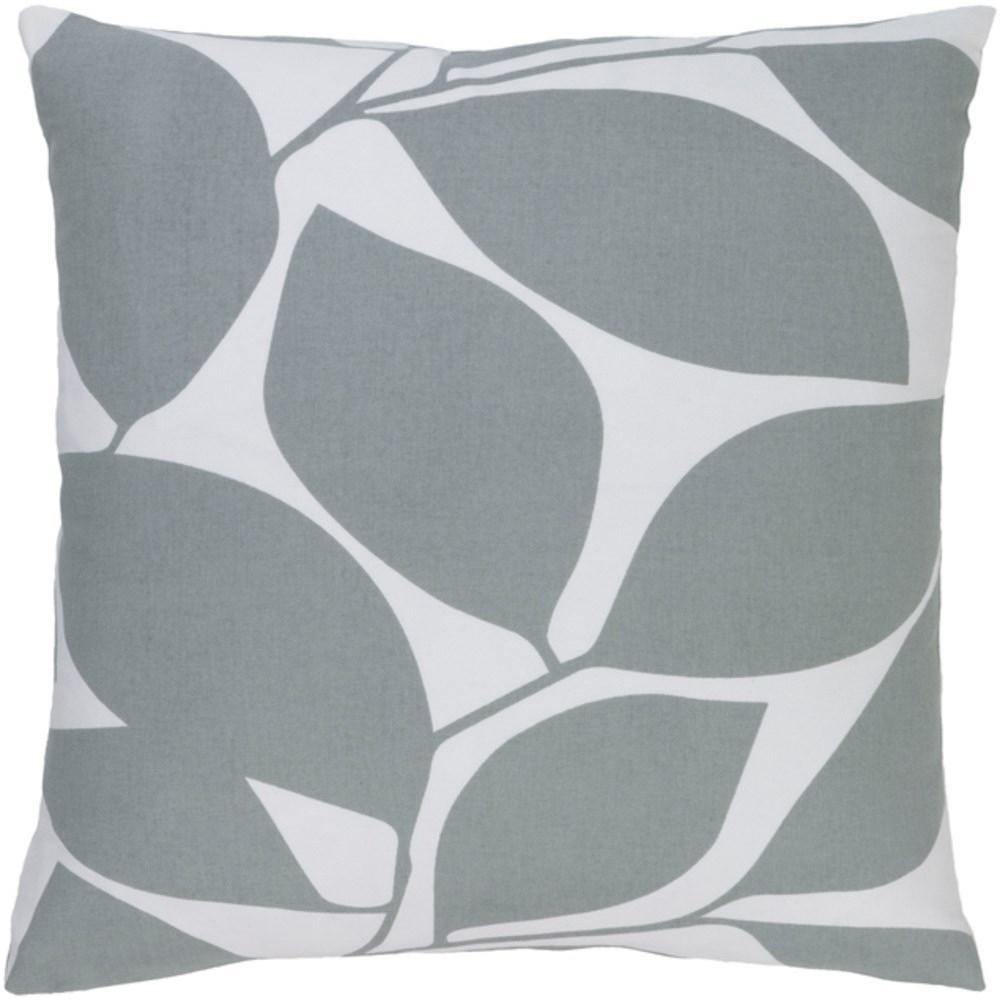 surya somerset 22 x 22 x 5 pillow kit belfort furniture thro