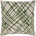 Surya Somerset Pillow - Item Number: SMS021-1818D
