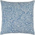 Surya Somerset Pillow - Item Number: SMS028-1818D