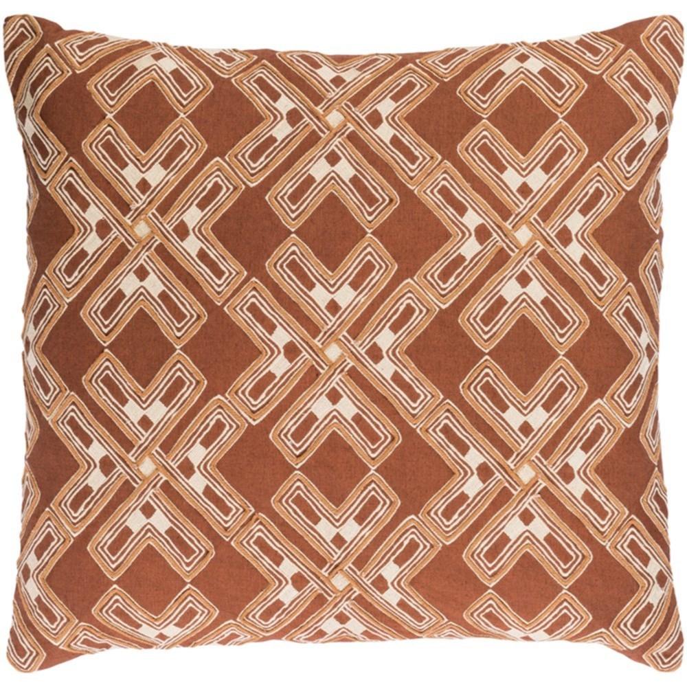 Surya Subira Pillow - Item Number: SBR001-1818D