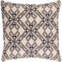 Surya Subira Pillow - Item Number: SBR003-1818D