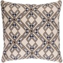 Surya Subira Pillow - Item Number: SBR003-2222D