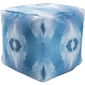 Surya Surya Poufs Cube Pouf - Item Number: POUF1021-181818