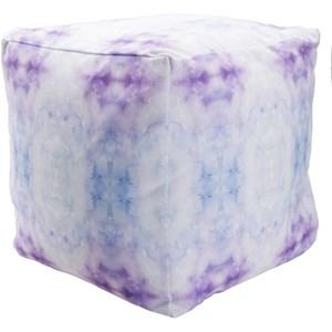 Surya Surya Poufs Cube Pouf