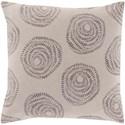 Surya Sylloda Pillow - Item Number: LJS004-1818D
