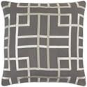 Surya Tate Pillow - Item Number: TTE001-1818P