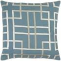 Surya Tate Pillow - Item Number: TTE002-2222P