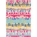 Surya Technicolor 2' x 3' Rug - Item Number: TEC1008-23