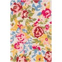 "Surya Technicolor 5' x 7' 6"" Rug - Item Number: TEC1012-576"