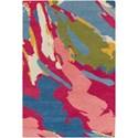 "Surya Technicolor 5' x 7' 6"" Rug - Item Number: TEC1014-576"