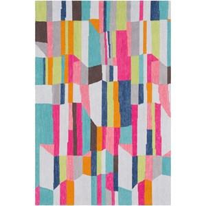 Surya Technicolor 2' x 3' Rug
