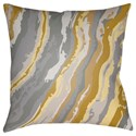 Surya Textures Pillow - Item Number: TX012-1818