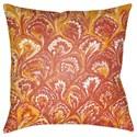 Surya Textures Pillow - Item Number: TX027-1818