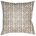 Surya Textures Pillow - Item Number: TX038-1818