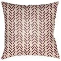 Surya Textures Pillow - Item Number: TX040-2020