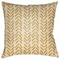 Surya Textures Pillow - Item Number: TX041-2020