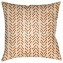 Surya Textures Pillow - Item Number: TX042-1818