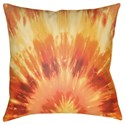 Surya Textures Pillow - Item Number: TX053-2222