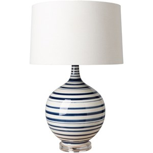Surya Tideline Table Lamp