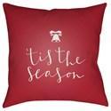 Surya Tis The Season I Pillow - Item Number: HDY092-1818