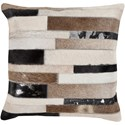 Surya Trail Pillow - Item Number: TR001-1818D