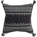 Surya Trenza Pillow - Item Number: TZ001-1818D