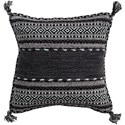 Surya Trenza Pillow - Item Number: TZ001-2222D