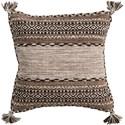 Surya Trenza Pillow - Item Number: TZ002-2222P