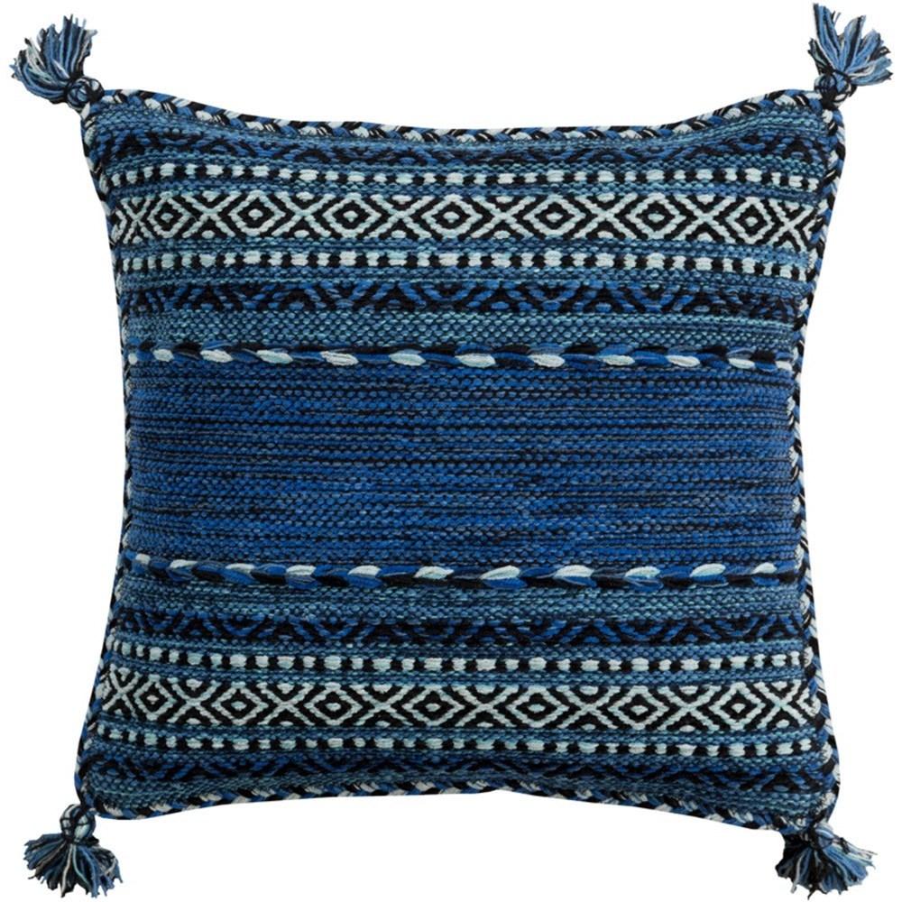 Surya Trenza Pillow - Item Number: TZ004-1818P
